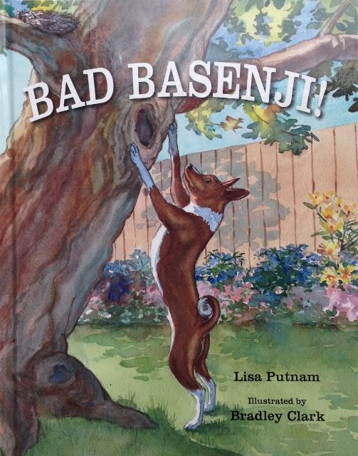 Bad Basenji Cover