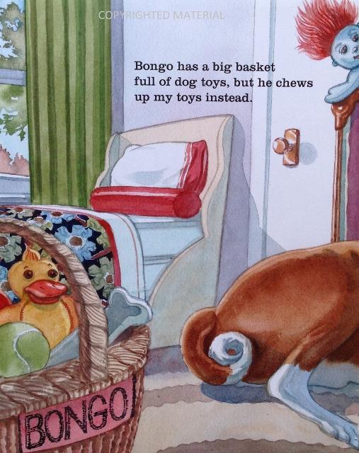Bad Basenji Page 16