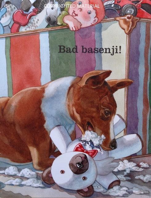 Bad Basenji Page 17